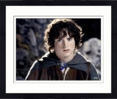 Elijah Wood Framed Autographed Picture 11x14 PSA DNA