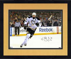 "Framed Evgeni Malkin Pittsburgh Penguins Autographed 2014 Stadium Series 16"" x 20"" Photograph"