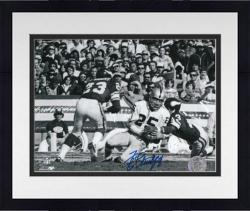 "Framed Fred Biletnikoff Oakland Raiders Autographed 8"" x 10"" Horizontal Photograph"