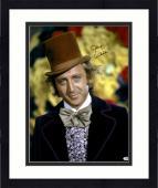 "Framed Gene Wilder Autographed 16"" x 20"" Willy Wonka Photograph - PSA/DNA COA"