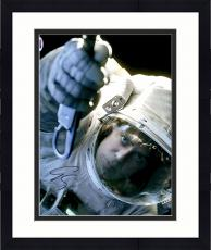 "Framed George Clooney Autographed 11""x 14"" Gravity Holding Onto Rope Clamp Photograph - PSA/DNA COA"
