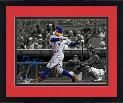 Framed George Springer Houston Astros Autographed 11'' x 14'' Spotlight Photograph