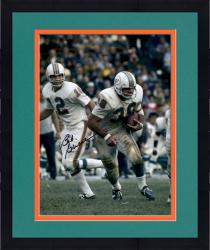 Framed Bob Griese Autographed Dolphins 16x20 Photo