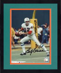 Framed Bob Griese Miami Dolphins Autographed 8'' x 10'' vs. Pittsburgh Steelers Photograph