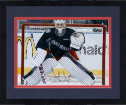 Framed Henrik Lundqvist New York Rangers Autographed 16'' x 20'' Stadium Series Photograph