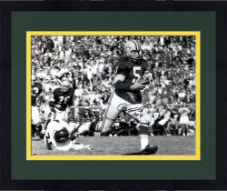 "Framed HORNUNG, PAUL AUTO ""HOF 86"" (PACKERS/BW VS BEARS) 16X20 - Mounted Memories"