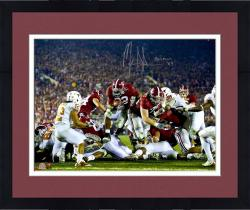 "Framed INGRAM, MARK AUTO ""HEISMAN 09"" (ALABAMA) 16X20 PHOTO - Mounted Memories"