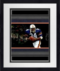 "Framed Bo Jackson Auburn Autographed 10x30 Filmstrip Photo ""Heisman"" LE34 #2-33"