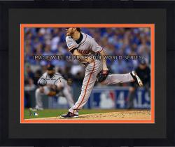 "Framed Jake Peavy San Francisco Giants Autographed 16"" x 20"" Photograph"