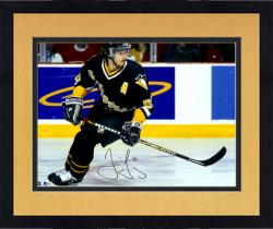 "Framed Jaromir Jagr Pittsburgh Penguins Autographed Skating 16"" x 20"" Photograph"