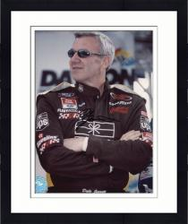 Framed Dale Jarrett Autographed 8'' x 10'' Ups Arms Crossed Photograph