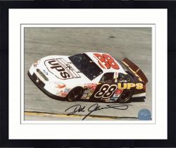 Framed Dale Jarrett Fanatics Authentic Autographed 8'' x 10'' Ups In Car Photograph