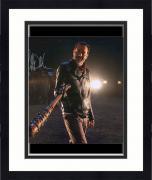 """Framed Jeffery Dean  Morgan """"Negan"""" Signed Walking Dead 16X20 Photo"""
