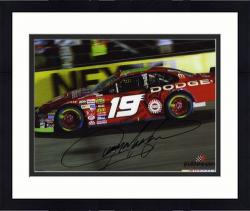 "Framed Jeremy Mayfield Autographed 8"" x 10"" Photo"