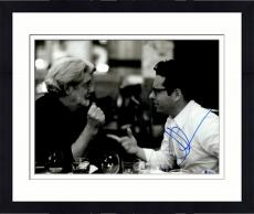 "Framed J.J. Abrams Autographed 11"" x 14"" Talking With George Lucas Star Wars The Force Awakens Photograph Beckett COA"