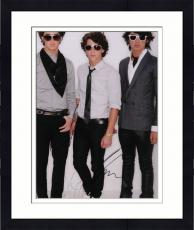 Framed Jonas Brothers Autographed 11x14 PSA/DNA