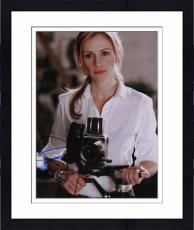 Framed Julia Roberts Autographed 11x14 PSA/DNA