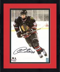"Framed Patrick Kane Chicago Blackhawks Autographed 8"" x 10"" Stadium Series Photograph"