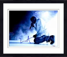 "Framed Kanye West Autographed 11"" x 14"" Performing Photograph - PSA/DNA"