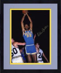 "Framed Kareem Abdul Jabbar UCLA Bruins Autographed 8"" x 10"" Photograph"