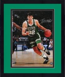 "Framed Kevin McHale Boston Celtics Autographed 16"" x 20"" Photograph"