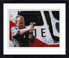 Framed Kiefer Sutherland Autographed 11x14 PSA/DNA