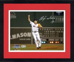 "Framed Koji Uehara Boston Red Sox 2013 World Series Champions Autographed 8"" x 10"" Photograph"