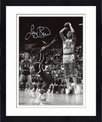 "Framed Larry Bird Indiana State Sycamores Autographed 8"" x 10"" Photograph"