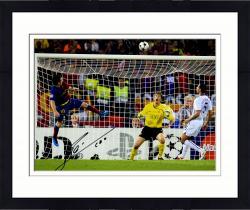 "Framed Lionel Messi FC Barcelona B Autographed 16"" x 12"" 2009 Goal Photograph"