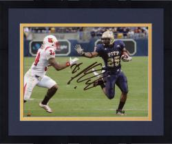 "Framed LeSean McCoy Pittsburgh Panthers Autographed 8"" x 10"" vs. Louisville Cardinals Photograph"