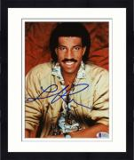 """Framed Lionel Richie Autographed 8""""x 10"""" Smiling Photograph - Beckett COA"""