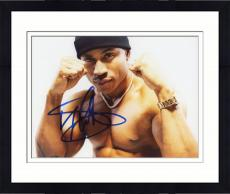 Framed LL Cool J Autographed 8'' x 10'' No Shirt Photograph