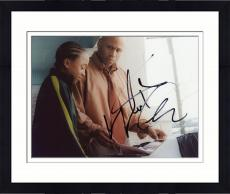 Framed LL Cool J Autographed 8'' x 10'' With Jayden Smith Photograph