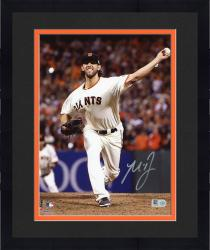 "Framed Madison Bumgarner San Francisco Giants Autographed 8"" x 10"" Photograph"