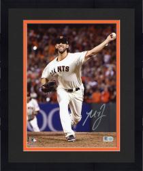 "Framed Madison Bumgarner San Francisco Giants Autographed 8"" x 10"" Photograph"