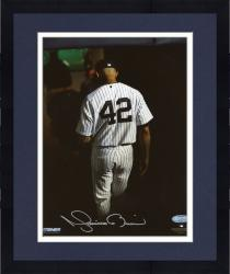 "Framed Mariano Rivera New York Yankees Autographed Final Exit 8"" x 10"" Photograph"