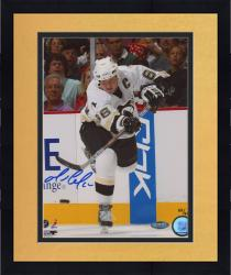 "Framed Mario Lemieux Pittsburgh Penguins Autographed 8"" x 10"" Photo-Limited Edition of 66"