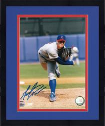 "Framed Mark Prior Chicago Cubs Autographed 8"" x 10"" Photograph"