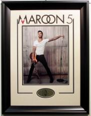 Deluxe Framed Maroon 5 Photo