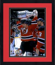 "Framed Martin Brodeur New Jersey Devils 2000 Stanley Cup Champions Autographed 16"" x 20"" Photograph"