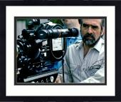 "Framed Martin Scorsese Autographed 11"" x 14"" Looking into Film Camera Photograph - PSA/DNA COA"