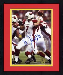 Framed Matt Leinart Arizona Cardinals Autographed 8'' x 10'' Photograph