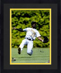 "Framed Andrew McCutchen Pittsburgh Pirates Autographed 16"" x 20"" Photograph"