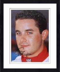 Framed Casey Mears Autographed 8'' x 10'' Head Shot Photograph