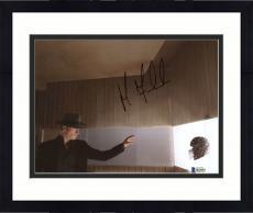 """Framed Michael Fassbender Autographed 8"""" x 10"""" X-Men Photograph - Beckett COA"""