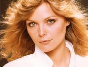 "Framed Michelle Pfeiffer Autographed 8""x 10"" Wearing White Shirt Photograph - Beckett COA"