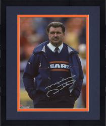 """Framed Mike Ditka Chicago Bears Autographed 8"""" x 10"""" Photograph"""