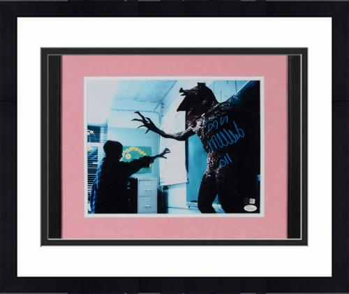 """Framed Millie Bobby Brown Stranger Things Autographed 11"""" x 14"""" Photograph - JSA"""