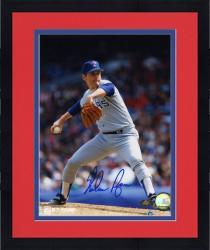 "Framed Nolan Ryan Texas Rangers Autographed 8"" x 10"" Photograph"