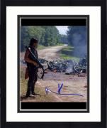 "Framed Norman Reedus ""Daryl"" Signed Walking Dead 8x10 Photo"